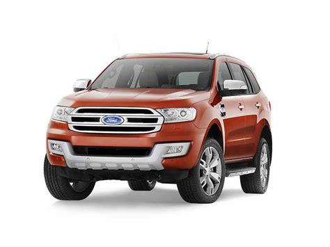 2019 ford suv new 2018 2019 ford everest an honest frame suv