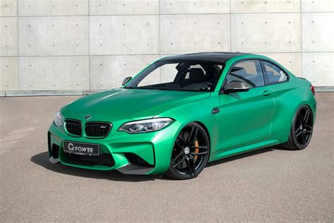 g power bmw m2 produces 500hp from n55 powerplant