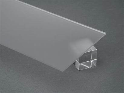 Clear P95 Acrylic Sheet Matte Plastic Colorless