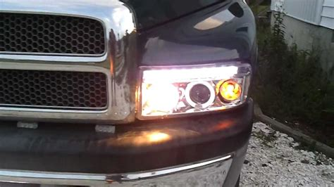 i need help with the headlights on my 99 dodge ram 1500