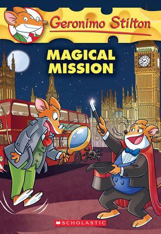 magical mission geronimo stilton   geronimo stilton