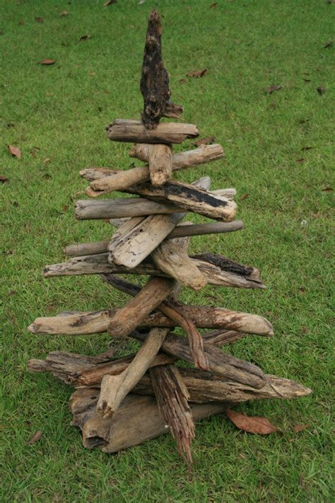 driftwood yard art recycled crafts