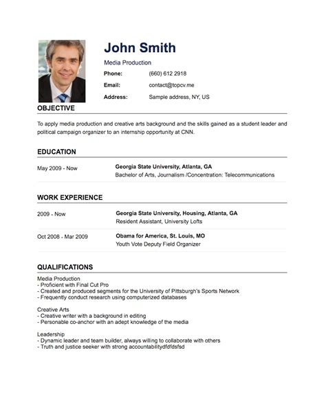 Make A Free Resume by How Do You Make A Resume Letters Free Sle Letters