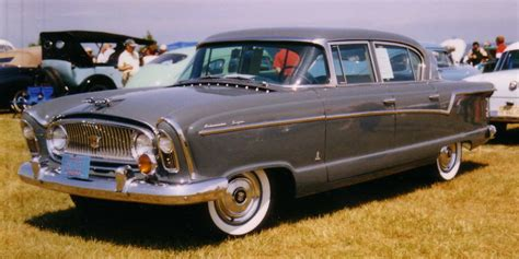1956 Nash Statesman - Information and photos - MOMENTcar