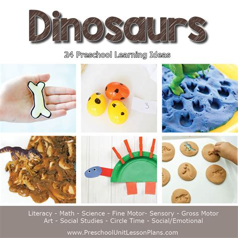 a year of preschool lesson plans bundle where 327 | Preschool Lesson Plans Dinosaurs