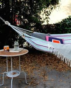 Summer Hammock DIY