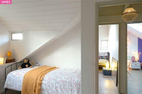les chambres de aménagement combles chambre sous les toits maison créative