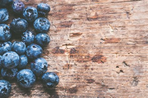 stock photo  abstract background blueberries