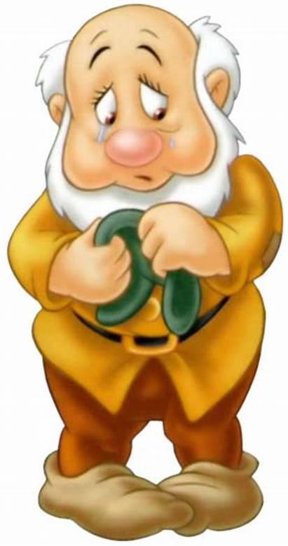 Bashful Dwarfs Seven Dwarf Disney Characters Snow