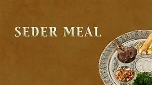 seder meal Gallery