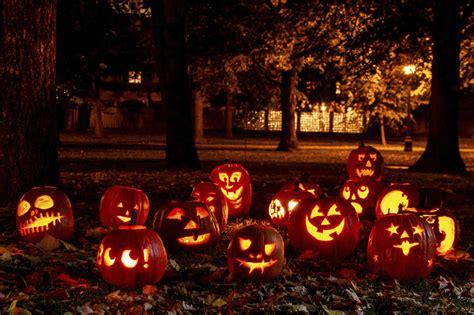 calabazas decoradas  halloween  buenas ideas