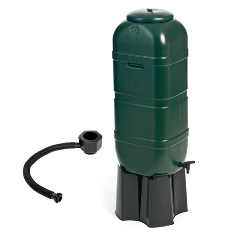 ward slimline water butt  lid tap stand filler kit