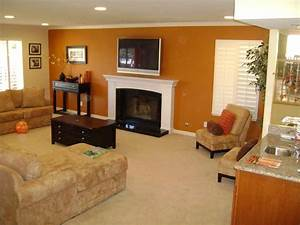 Living room wall paint color ideas - Decor Crave