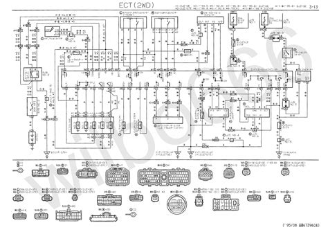 toyota wiring diagram for cars wiring library