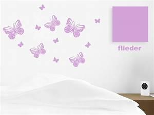 Flieder Farbe Wand : wandtattoo farben ral farben diese farben gibt es ~ Markanthonyermac.com Haus und Dekorationen