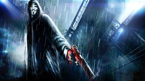 V For Vendetta Full Hd Wallpaper And Background