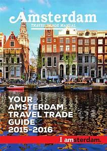 Amsterdam Travel Trade Manual 2015 English By Amsterdam