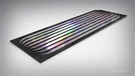 Illumina Flow Cell Patterned Flow Cell Technology Illumina
