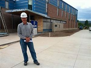 Highly energy efficient building nears completion in ...