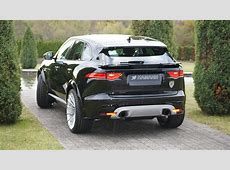 Jaguar FPACE S HAMANN Tuning
