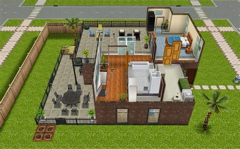 sims freeplay second floor stairs sims freeplay housing diy update sims
