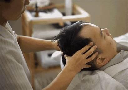 Scalp Massage Head Hair Studio Picasso Trouble