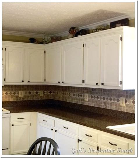 Tile Backsplash With Laminate Countertop by Backsplash And Laminate Countertop Kitchen Remodel Ideas