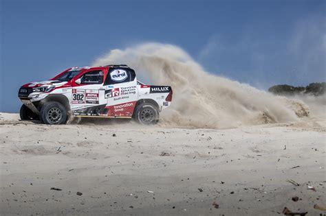 2019 Toyota Dakar by Toyota Gazoo Racing Sa To Take On Dakar 2019 With Three