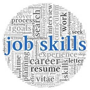 Job Search Skills Clip Art