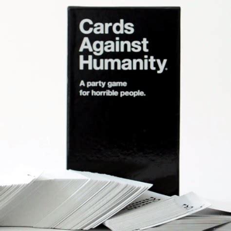The political magazine that wants to change the world as well as report on it. Play Cards Against Humanity On the Web, for Free