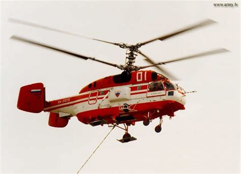Spain To Purchase Russia's Fire Fighting Helicopters