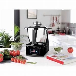 Magimix Cook Expert Prix : robot cuiseur multifonction cook expert noir magimix ~ Premium-room.com Idées de Décoration