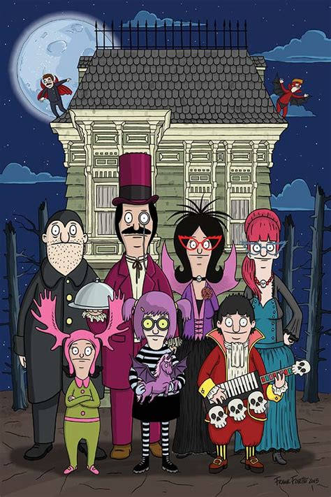 dynamite bobs burgers ongoing