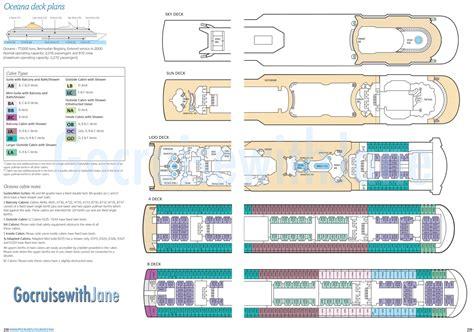 deck plans 2011 pdf diy cabin plan oceana cabin plan titanic