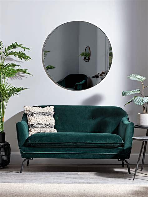 forest green velvet occasional sofa green sofa living room green luxury home furniture