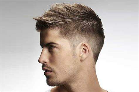 Man Hair Style : 10 Faux Hawk Haircuts & Hairstyles For Men