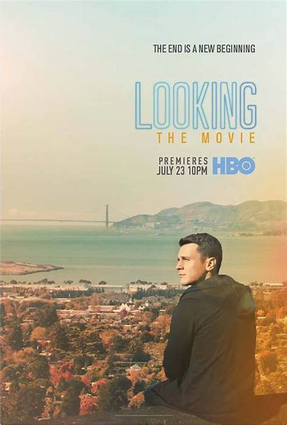 Looking Poster Hbo Films