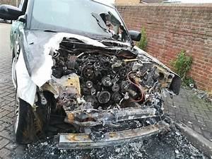 Range Rover Engine Blown Up  Fire   Catastrophicfailure