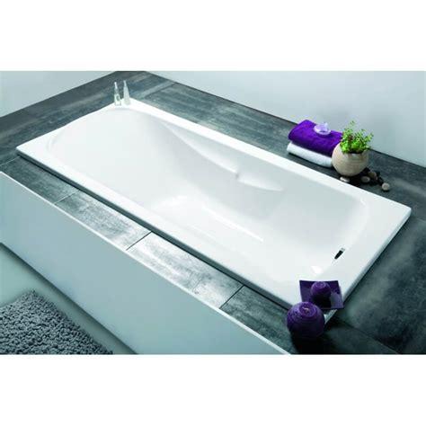 baignoire 170 x 70 baignoire droite foria 2 170 x 70 x 50 5 54 cm aquarine