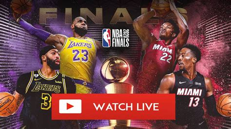 (Watch) NBA Finals 2020 Live: Stream Free Lakers vs Heat ...