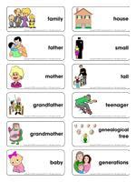 Area Of A Circle Worksheet Family Theme And Activities Educatall