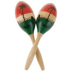 LP CP 7 1/2 Medium Wood Maracas