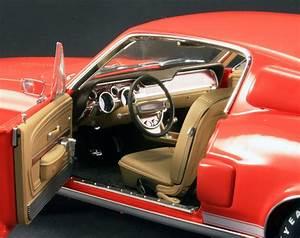 1968 Shelby Mustang Gt500 Kr Diecast Model