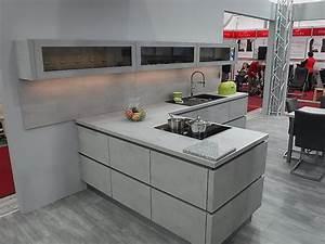 Arbeitsplatte Betonoptik Kaufen : nobilia arbeitsplatte grau haus design und m bel ideen ~ Michelbontemps.com Haus und Dekorationen