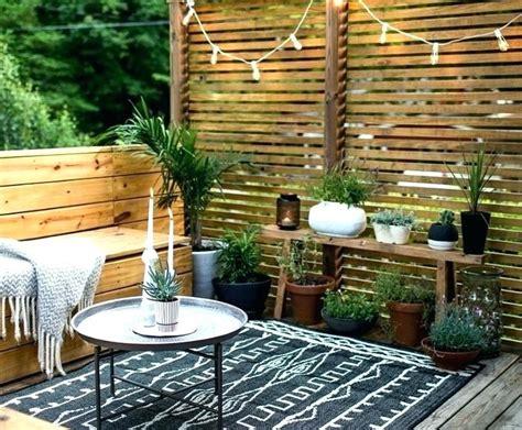 Deco Terrasse Zen
