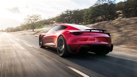 Raketer ska ge Teslas Roadster en extra skjuts - Elbilen
