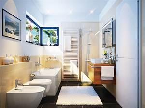Sitzbadewannen Kleine Bäder : beautiful badezimmer mit dusche und badewanne contemporary house design ideas ~ Sanjose-hotels-ca.com Haus und Dekorationen