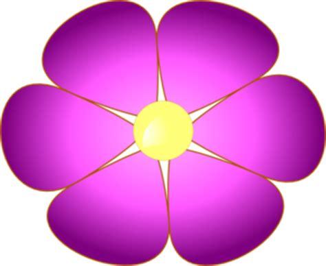 violet flower clipart clipart suggest