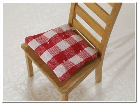 Red Kitchen Chair Cushions Download Page ? Home Design