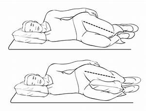 is your sleep position causing you back pain health With back pain when lying on side